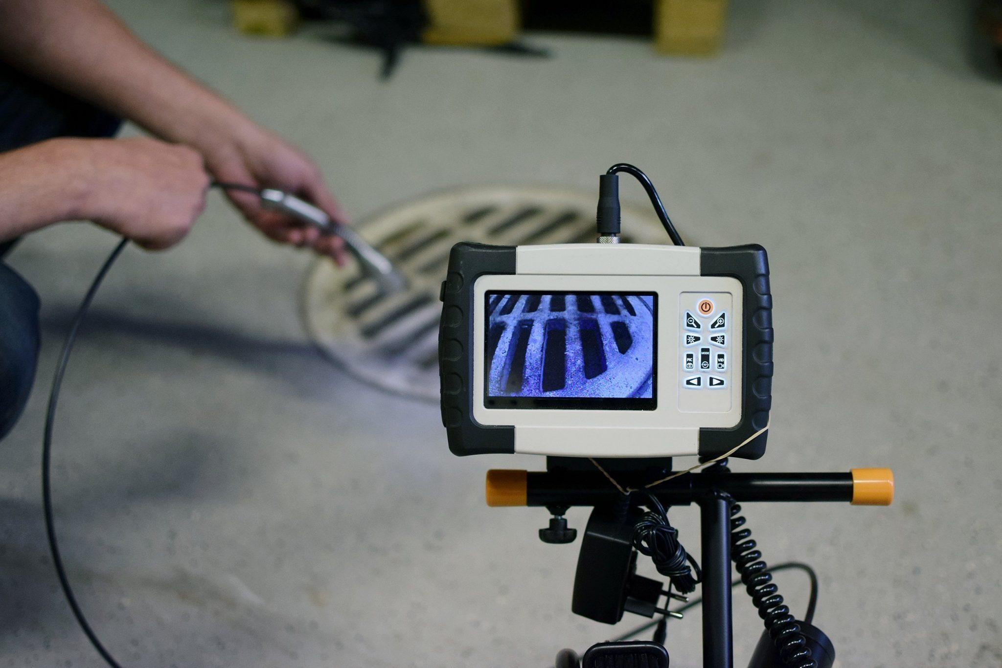Slab Leak Detection | Sewer Line Inspection
